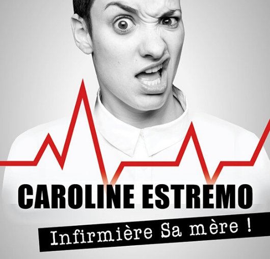 Caroline Estremo en spectacle à Nantes