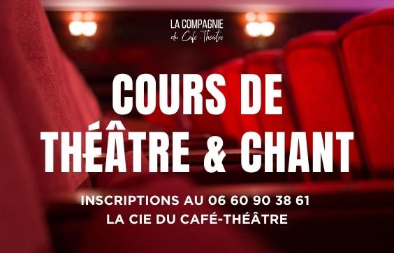 Inscriptions cours de théâtre à Nantes
