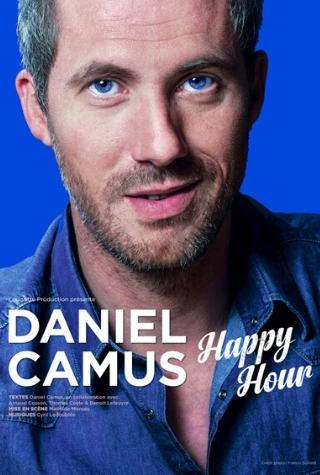 Daniel Camus un humoriste à découvrir partout en France
