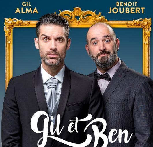 Gil Alma et Ben en spectacle à Nantes