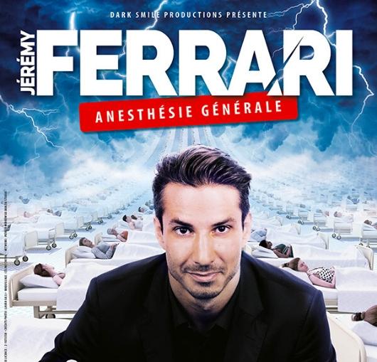 Jérémy Ferrari nantes spectacle