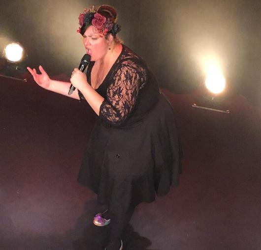 Morgane Delamare au théâtre à Nantes. Sortir à Nantes