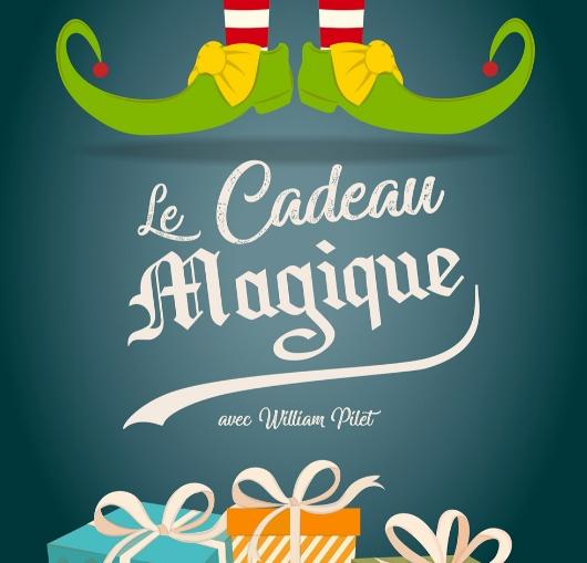 spectacle de Noel à Nantes Le cadeau magique