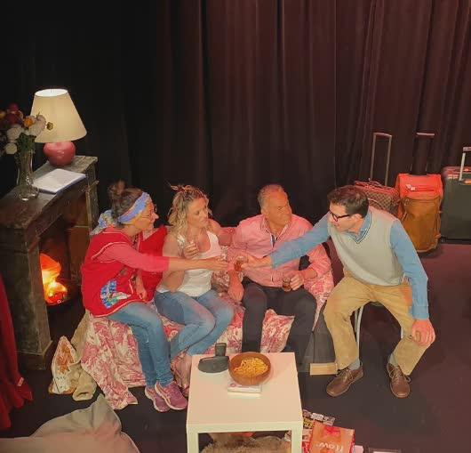 Au théâtre à Nantes, découvrez la comédie à succès de Carole Greep.