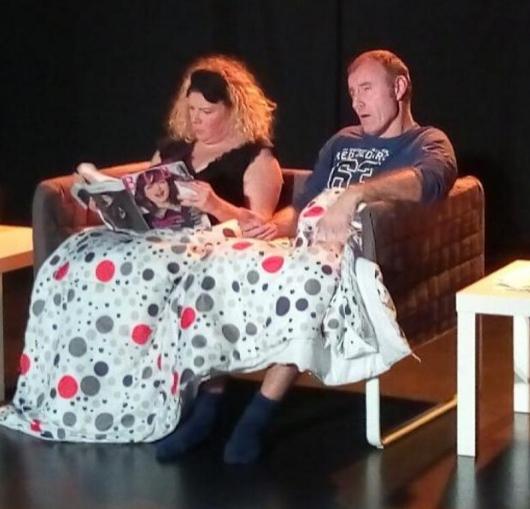Nantes spectacles , comédie à la compagnie du café théâtre