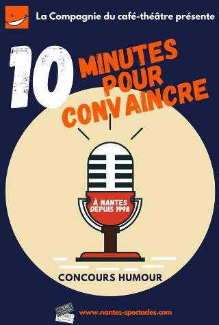 Chaque année la compagnie organise un concours humour sous forme de scène ouverte à Nantes.