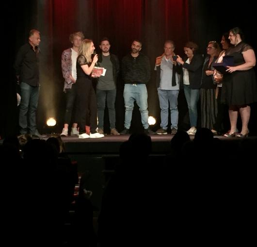 Plateau d'humour concours à Nantes 10 minutes pour convaincre