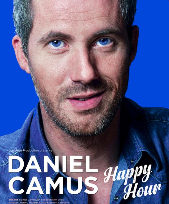 Daniel Camus en spectacle à nantes