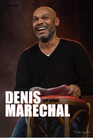 Denis Maréchal en spectacle à Nantes à la compagnie