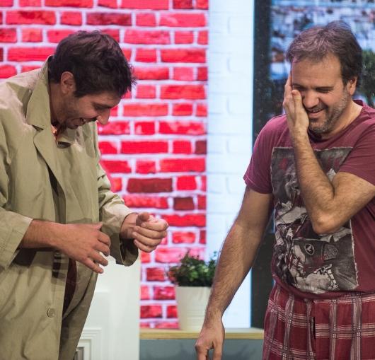 Théâtre Nantes, spectacle comédie avec Chanfray et Piguet