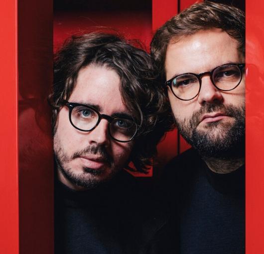 Eric et Quentin spectacle d'humour duo à Nantes