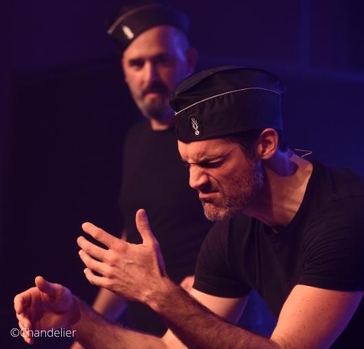 Gil Alma en spectacle et en tournée dans toute la France avec son acolyte Benoit Joubert