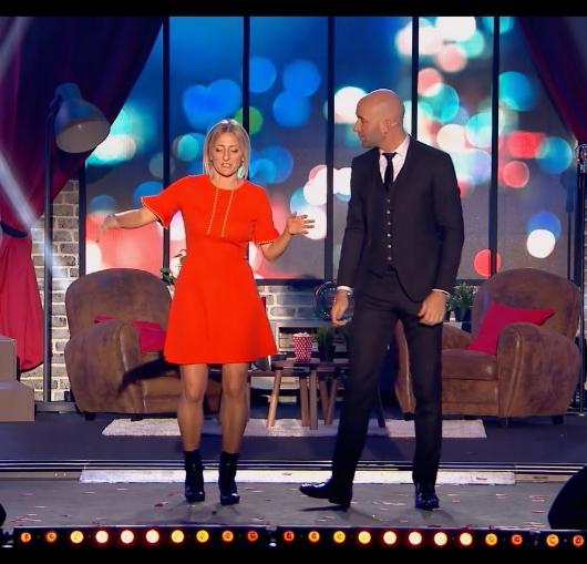 Ze Soirée rediffusé sur TMC, show humour avec le duo Giroud et Stotz lors des 20 ans du café théâtre de Nantes.