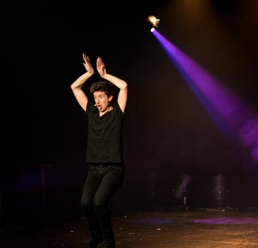 Billet spectacle Nantes avec la compagnie du café théâtre. Humour Nantes, Jérémy james en spectacle