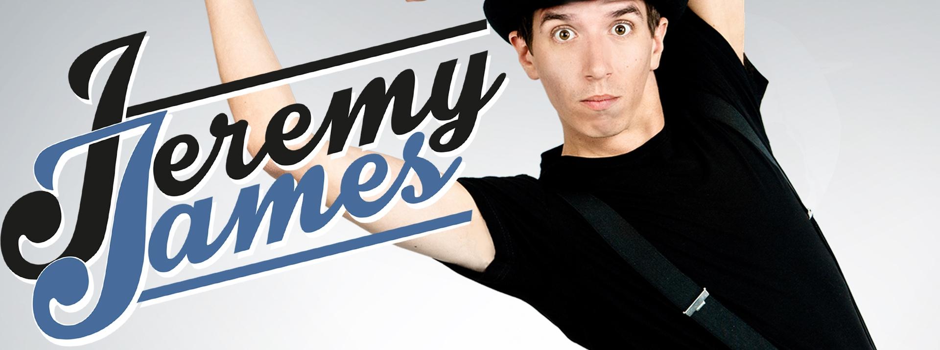 Jérémy James dans la programmation spectacle de Nantes