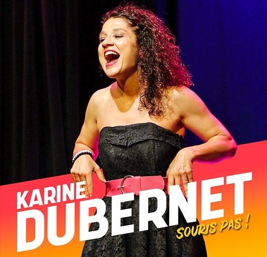 Karine Dubernet en spectacle à nantes