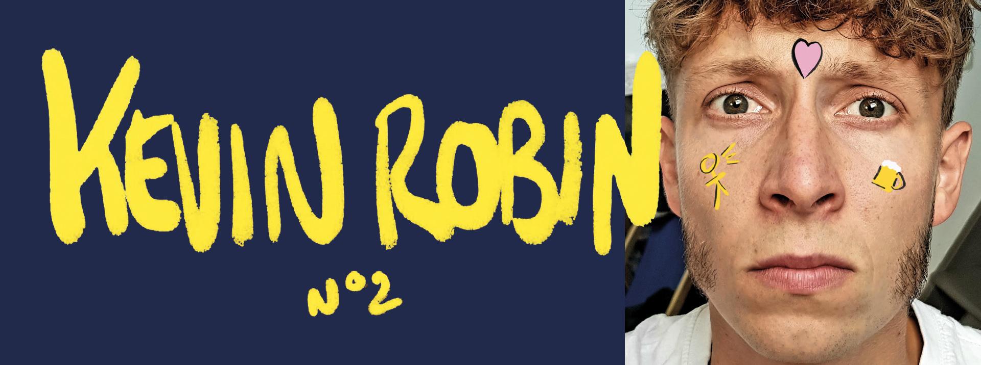 Kevin Robin en spectacle à Nantes