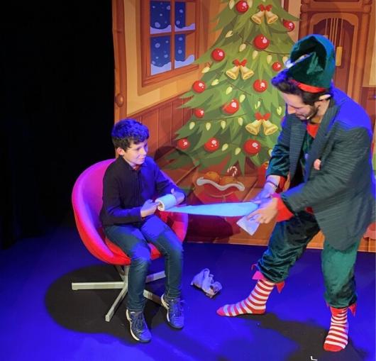 Pour Noel un spectacle enfants à découvrir à Nantes, Le cadeau magique avec William Pilet