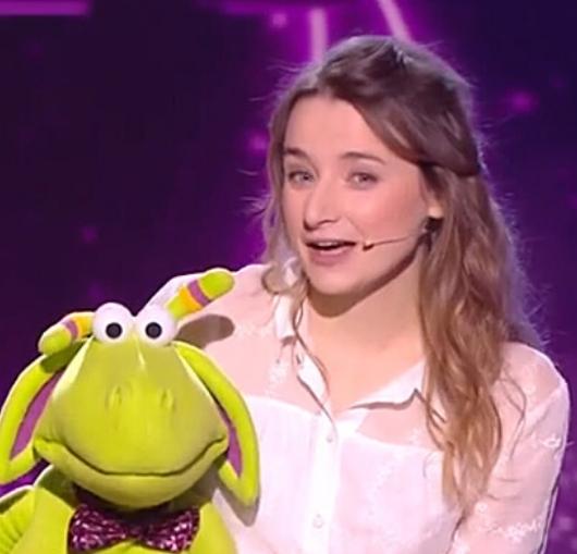 Ventriloque à Nantes, réservez vos places pour Capucine en spectacle à la compagnie du café théâtre à Nantes