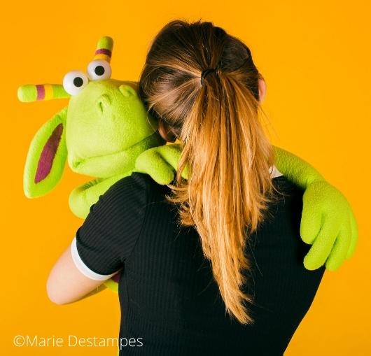 Ventriloque à Nantes, réservez vos places pour Le Cas Pucine en spectacle à la compagnie du café théâtre à Nantes