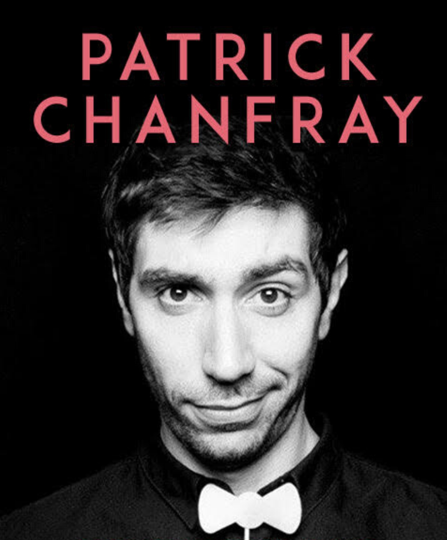 Patrick Chanfray au théâtre à Nantes