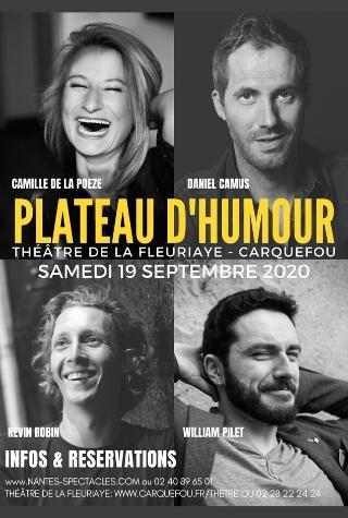 Plateau d'humour Nantes