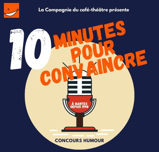Plateau d'humour à Nantes à la compagnie du café théâtre