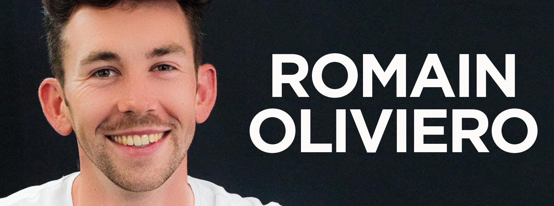 Agenda culturel nantes, découvrez le spectacle de Romain Oliviero un humoriste nantais. Il se produira à la compagnie du café théâtre dans la nouvelle saison culturelle nantaise.