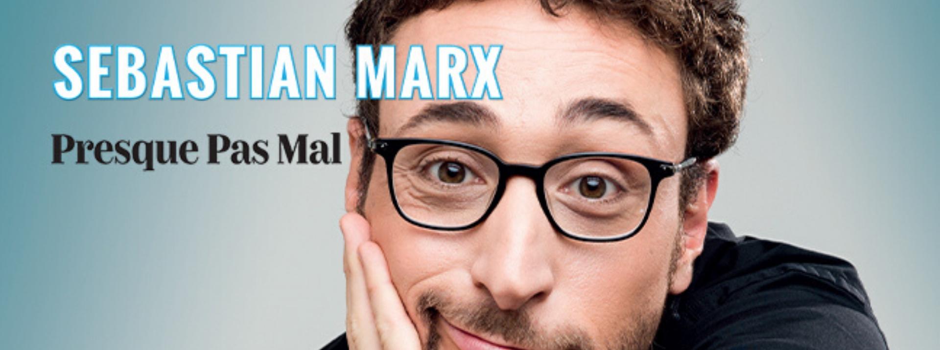 Sébastian Marx en spectacle à nantes à la compagnie du café théâtre