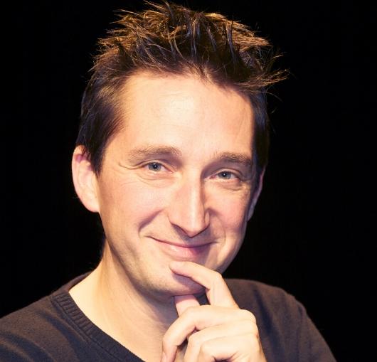 Sellig humoriste français à nantes à la compagnie du café théâtre