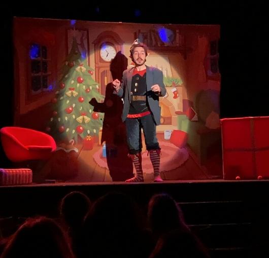cadeau de Noël à Nantes, le spectacle pour enfant à découvrir en famille avec William Pilet