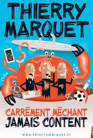 Thierry Marquet à la compagnie cafe theatre