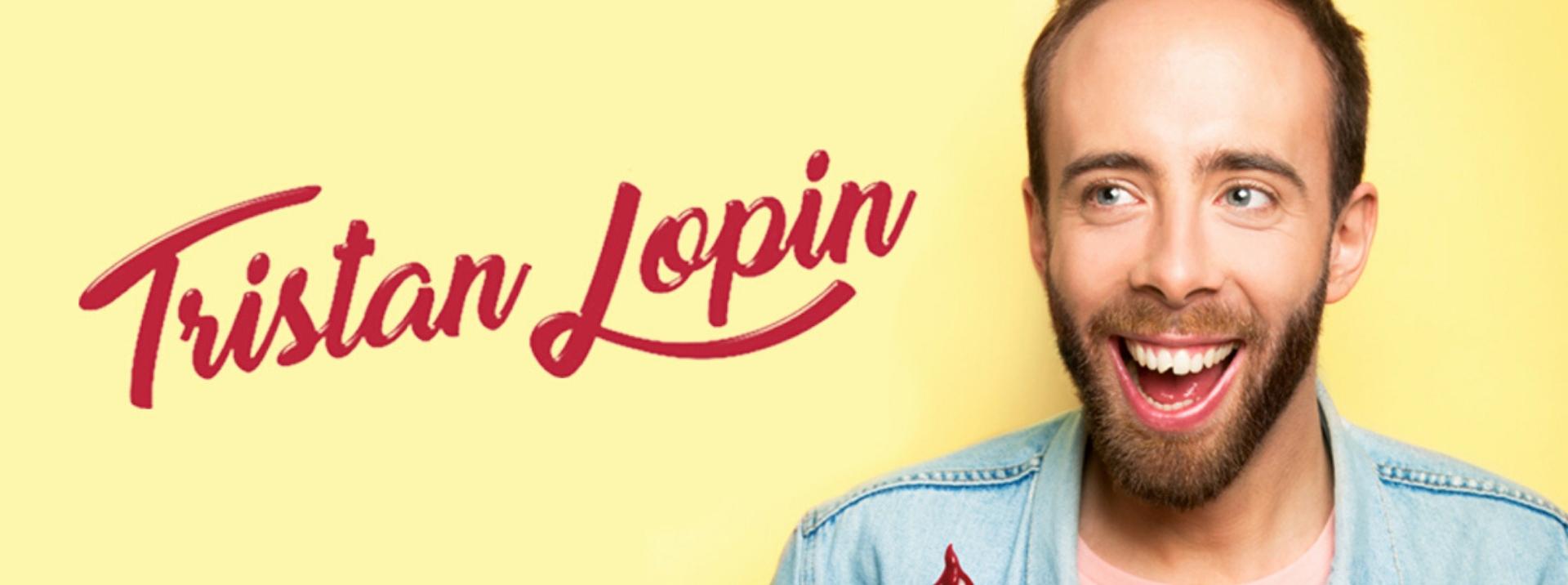 Tristan Lopin humoriste et youtubeur à découvrir en spectacle à Nantes à la compagnie du café théâtre