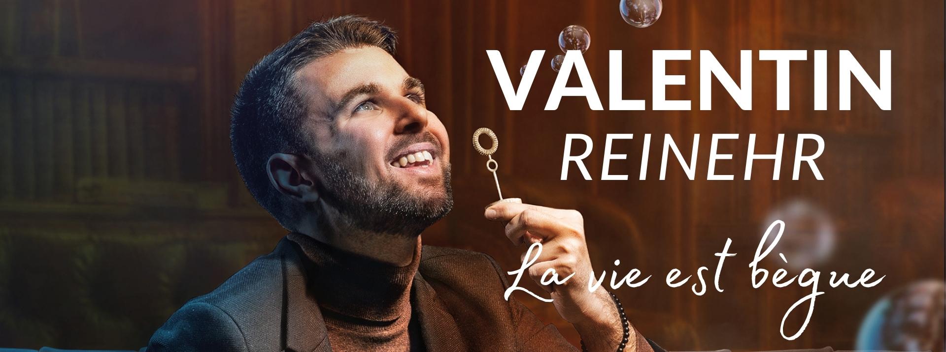 Valentin Reinehr de La France a un incroyable talent à Nantes en spectacle
