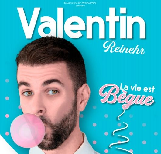 Valentin Reinehr en spectacle à Nantes