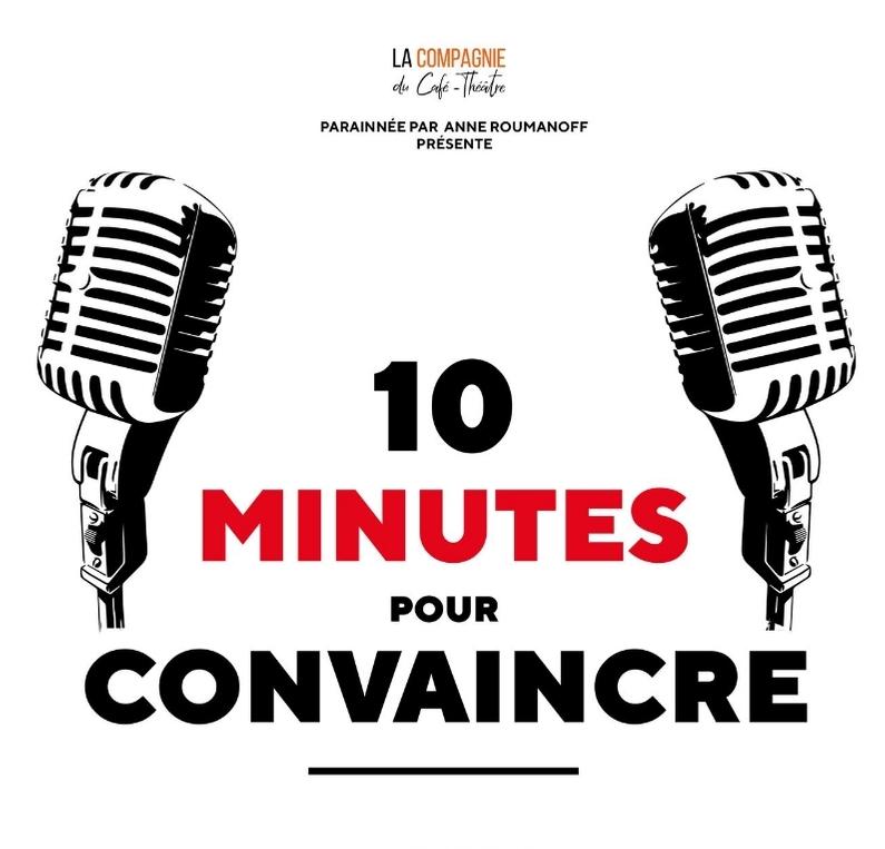 Le concours 10 minutes pour convaincre met en avant les humoristes de la nouvelle génération.