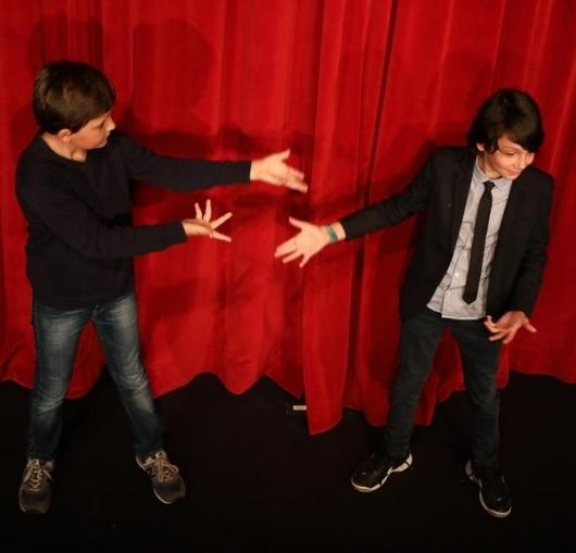 Plateau d'humour à Nantes, un spectacle à Nantes à découvrir le 1er dimanche du mois.