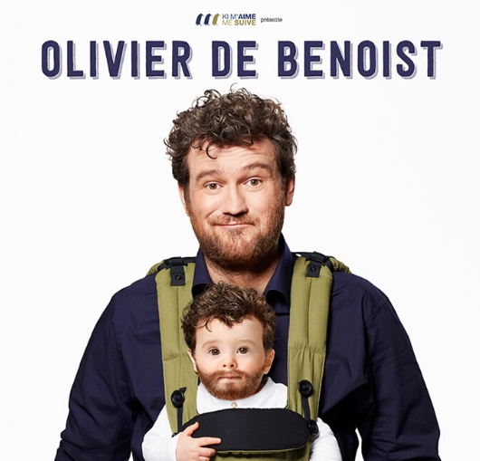 Olivier de Benoist en spectacle à Nantes