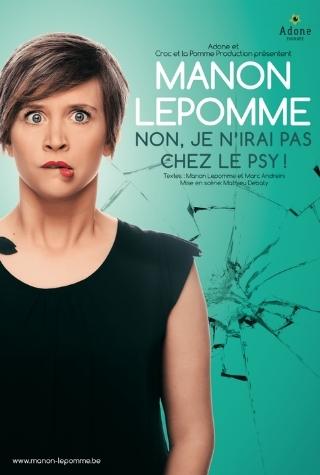 réservation places de spectacles pour Manon Lepomme à Nantes