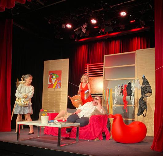 Post-it, Compagnie, Café-Théâtre, Nantes, Humour, Humoriste, Comédiennes, Zénith, Rire