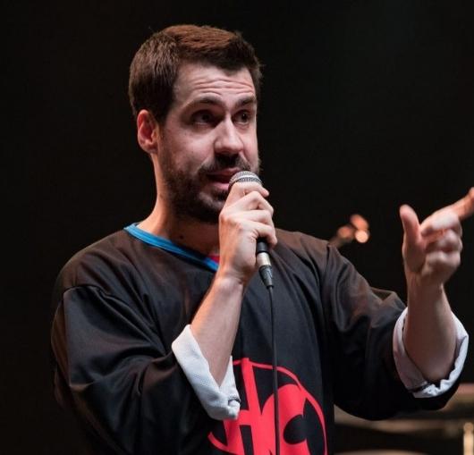 Simon Astier en création à Nantes à La Compagnie du café théâtre - Nantes spectacles