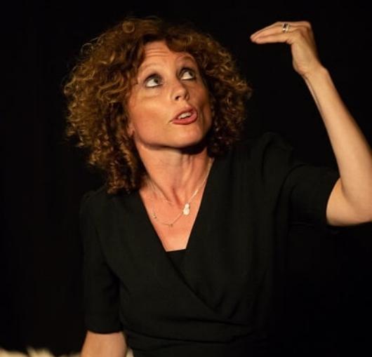 Stéphanie Jarroux en spectacle à Nantes