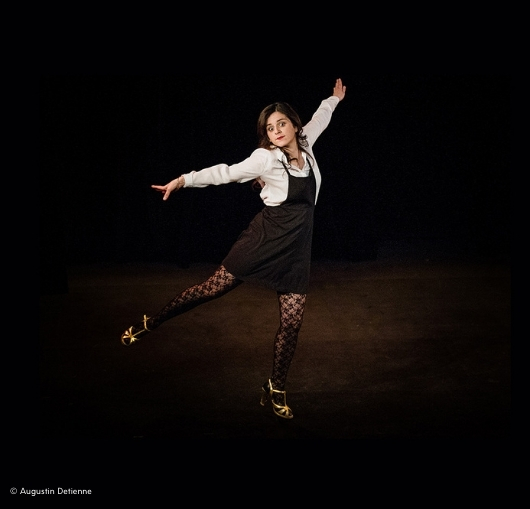 Laura Domenge sur scène à nantes et en tournée dans toute la France