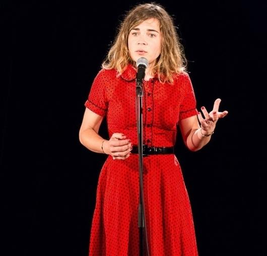 Blanche Gardin en spectacle à Nantes