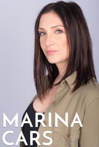 Marina Cars en spectacle à la compagnie du café théâtre