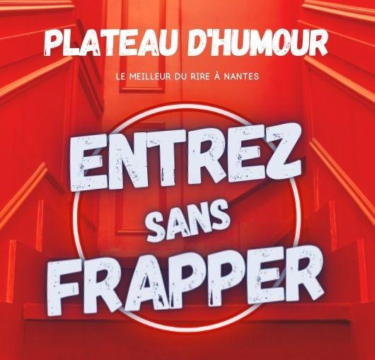 plateau humour Nantes