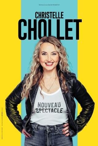 Christelle Chollet, Spectacle, Nantes, Humour, One woman show, Zenith, Nantes, Stars du rire, Rire, Humoriste, Célébrité
